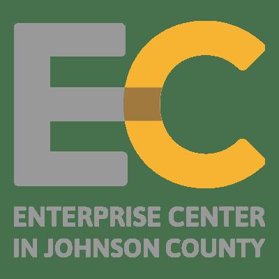 Enterprise Center in Johnson County logo
