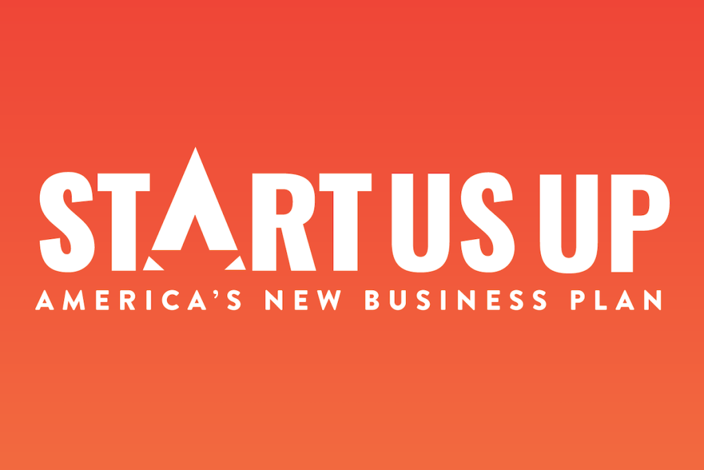 Start Us Up logo