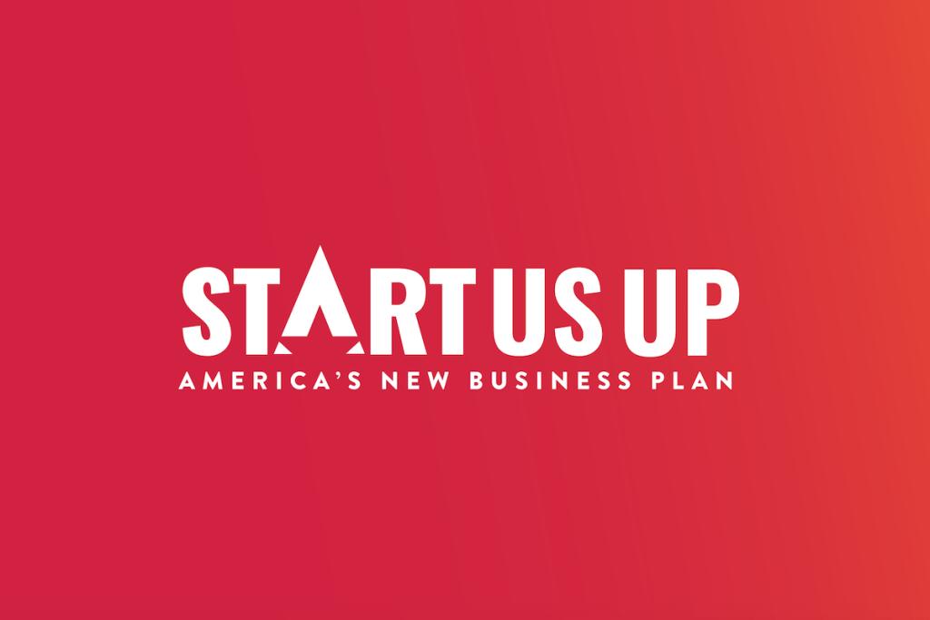 Start Us Up logo