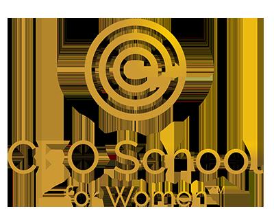 CEO School for Women logo