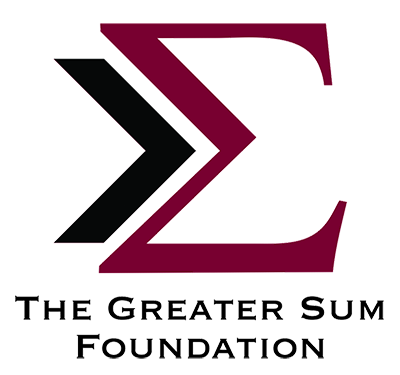 The Greater Sum Foundation logo
