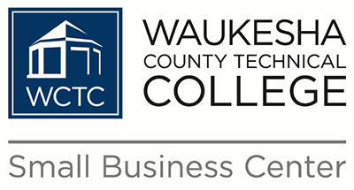 Waukesha County Technical College Small Business Center logo
