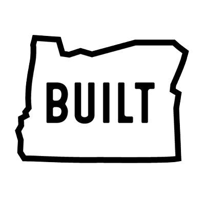 Built Oregon logo