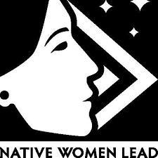 Native Women Lead logo