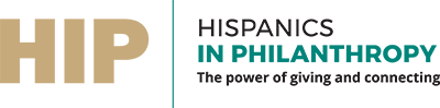 Hispanics in Philanthropy (HIP) logo