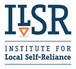 Institute for Local Self-Reliance logo