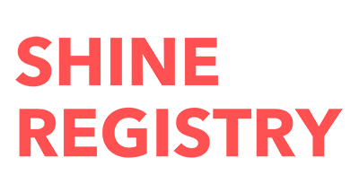 Shine Registry logo