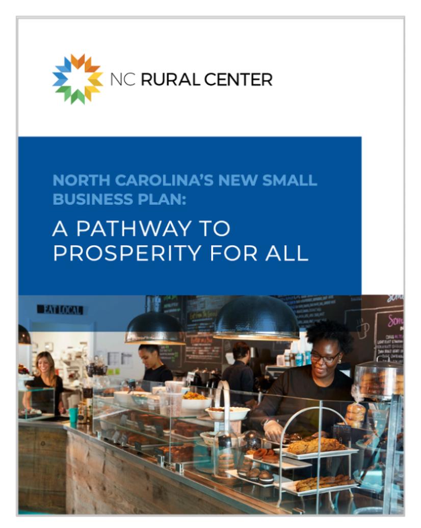 North Carolina's New Small Business Plan