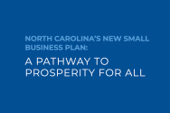 North Carolina's Small Business Plan logo